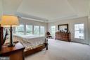 MASTER BEDROOM - 5680 TOWER HILL CIR, ALEXANDRIA
