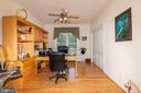 Current office can be converted to bedroom - 6421 ROBINSON RD, SPOTSYLVANIA