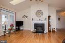Love that hardwood! - 6421 ROBINSON RD, SPOTSYLVANIA