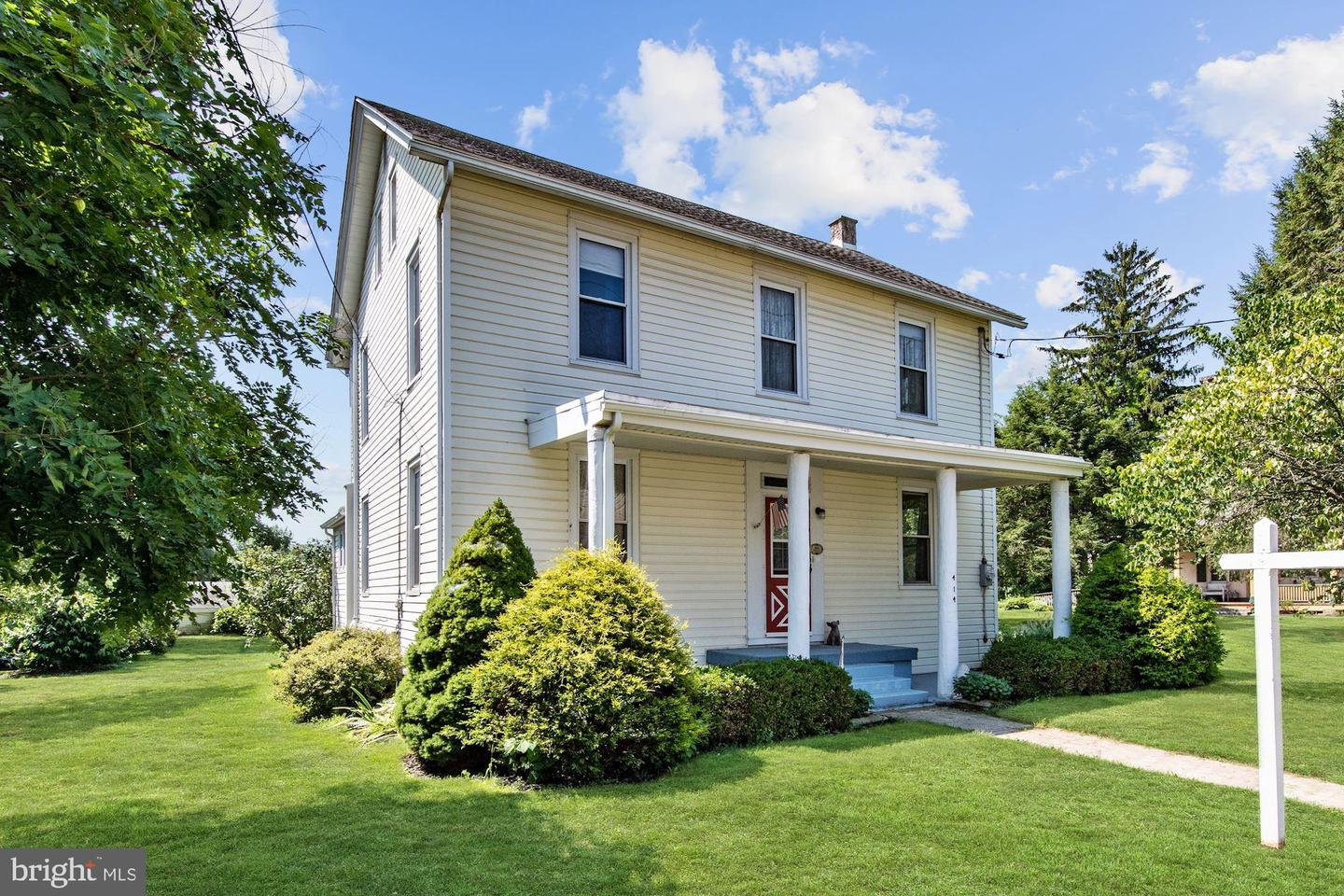 Single Family Homes for Sale at Atglen, Pennsylvania 19310 United States