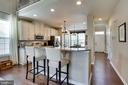 BREAKFAST BAR - 41676 BRANDENSTEIN DR, ALDIE