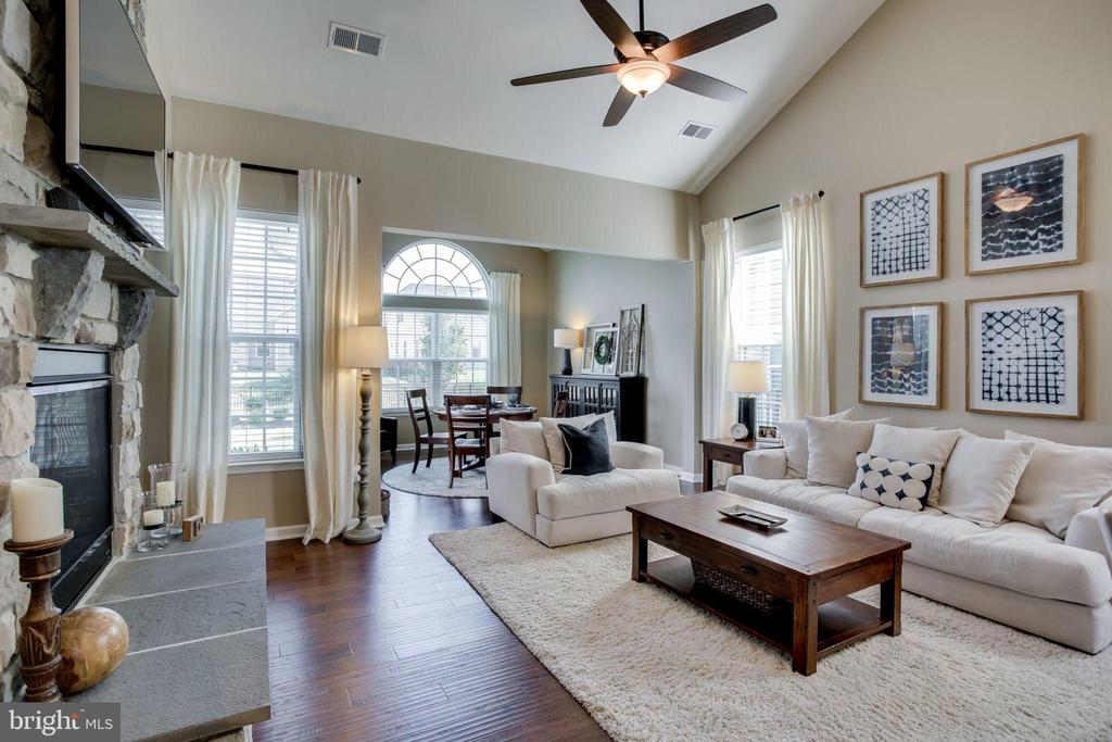 VAULTED CEILINGS - 41676 BRANDENSTEIN DR, ALDIE