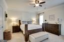 MASTER BEDROOM - 41676 BRANDENSTEIN DR, ALDIE