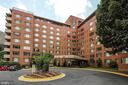 Reserved outside parking space conveys! - 1121 ARLINGTON BLVD #509, ARLINGTON