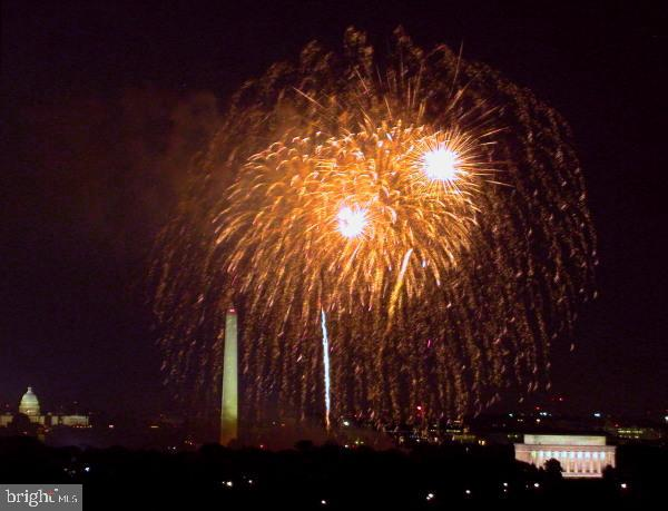 Watch the fireworks from the comfort of your home! - 1121 ARLINGTON BLVD #509, ARLINGTON