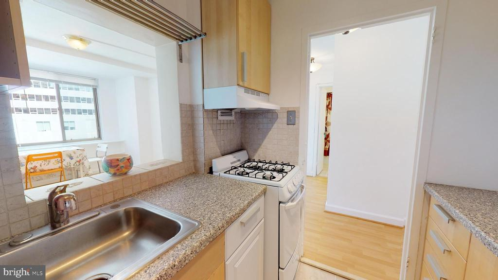 Newer countertops & cabinets - 1121 ARLINGTON BLVD #509, ARLINGTON