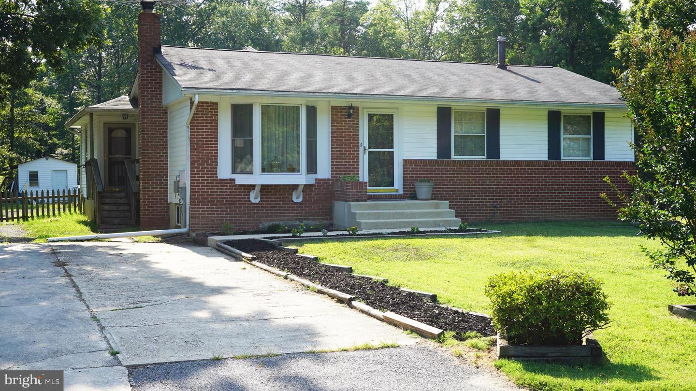 Single Family Homes 용 매매 에 Pomfret, 메릴랜드 20675 미국