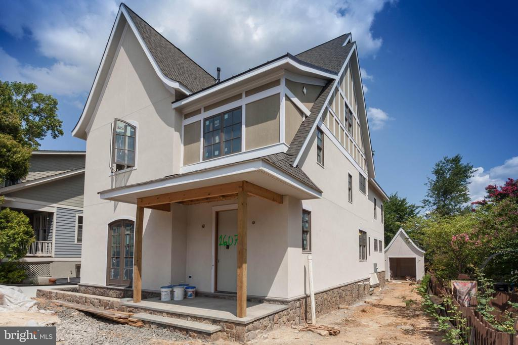 Just weeks from completion! - 1607 N BRYAN ST, ARLINGTON