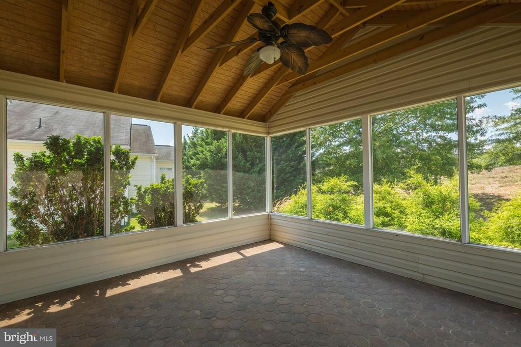 Screened Porch - 17416 CELEBRATION WAY, DUMFRIES