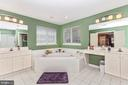Soaking tub - 4126 LARSON LN, MOUNT AIRY