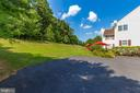 Massive driveway hold 6 plus cars! - 4126 LARSON LN, MOUNT AIRY