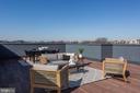 fabulous outdoor space w/ Monument + Capitol vies - 1345 K ST SE #PH1, WASHINGTON