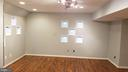 basement open area - 8995 PARLIAMENT DR, BURKE