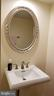 powder room - 8995 PARLIAMENT DR, BURKE