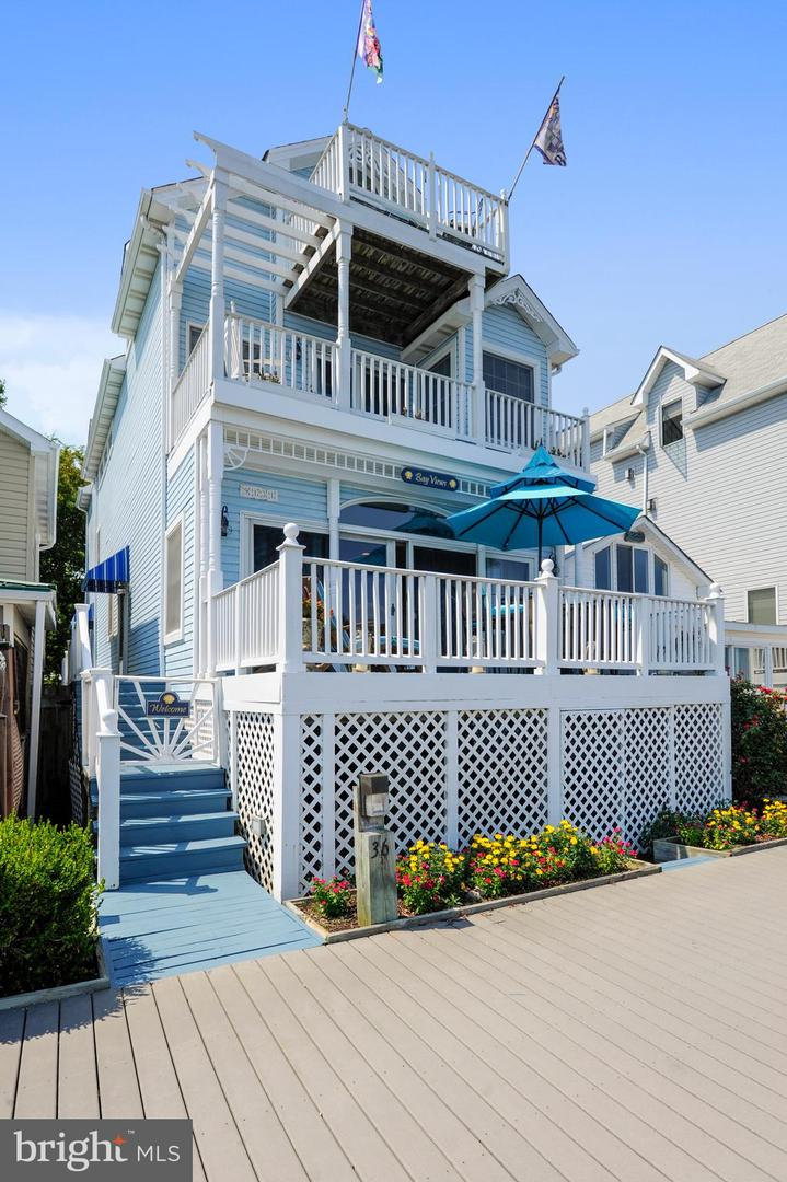 Single Family Homes 용 매매 에 North Beach, 메릴랜드 20714 미국