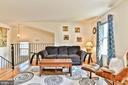 Living Room - 10011 DOWNEYS WOOD CT, BURKE