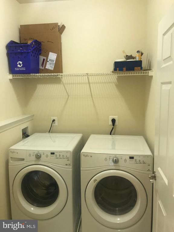 Laundry room - 11800 OLD GEORGETOWN RD #1208, ROCKVILLE