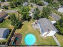 Birds eye view - 10216 BATTLEFIELD DR, MANASSAS