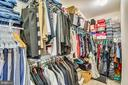 Master Bedroom Huge Walk In Closet - 46705 CAVENDISH SQ, STERLING