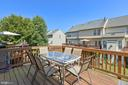 Deck - 46705 CAVENDISH SQ, STERLING