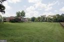 Great spacious back yard - 36180 TURKEY ROOST RD, MIDDLEBURG