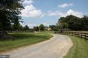 Drive way - 36180 TURKEY ROOST RD, MIDDLEBURG