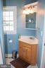 Master bathroon - 36180 TURKEY ROOST RD, MIDDLEBURG