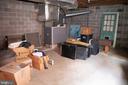 storage - cellar - 36180 TURKEY ROOST RD, MIDDLEBURG