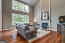 Family Room - 20132 BANDON DUNES CT, ASHBURN