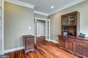 Main level library/office - 20132 BANDON DUNES CT, ASHBURN