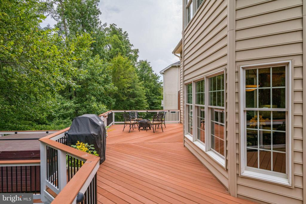 Deck - 20132 BANDON DUNES CT, ASHBURN