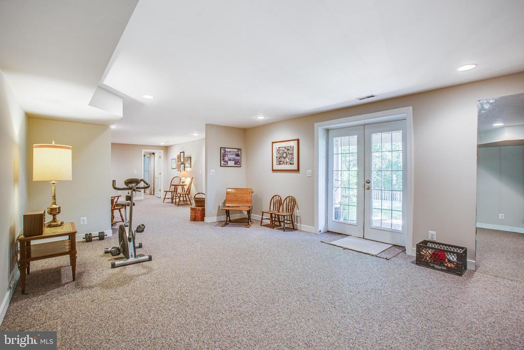 Have fun in the fully carpeted big light LL! - 56 KIRBY LN, STAFFORD