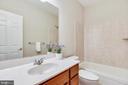 Lower Level Bathroom - 38529 BROADOAK PL, HAMILTON