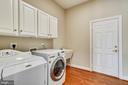 Main Level Laundry Room - 38529 BROADOAK PL, HAMILTON