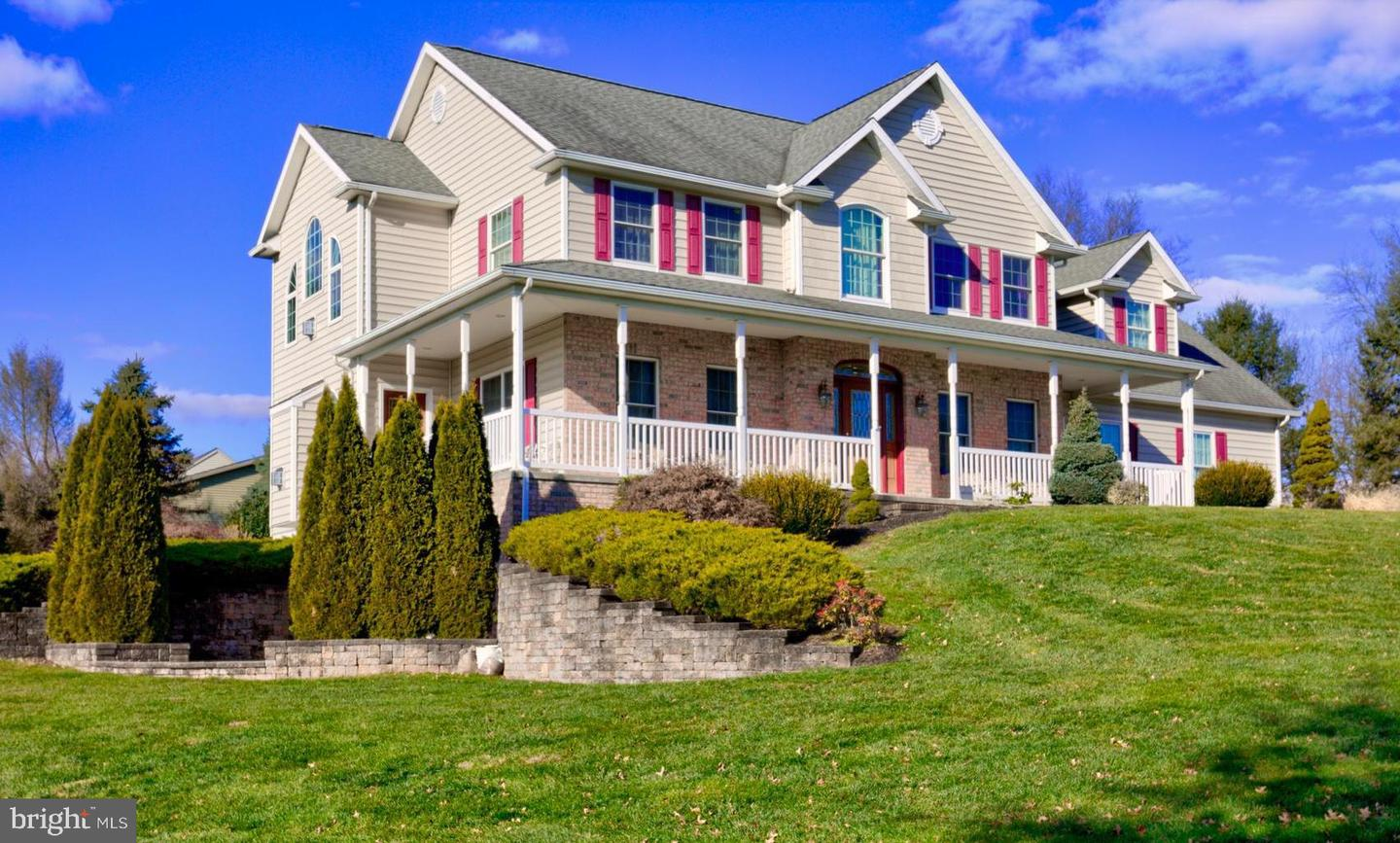 Single Family Homes for Sale at Douglassville, Pennsylvania 19518 United States