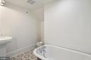 Upper Level Full Bath - 221 N KING ST, LEESBURG