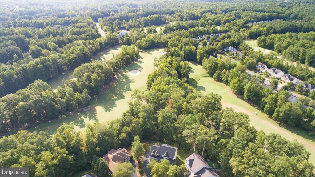 If you could fly, looks like this! Augustine Golf! - 56 KIRBY LN, STAFFORD