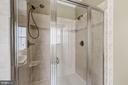 Upgraded Ultra Shower - 43397 BALLANTINE PL, ASHBURN