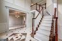 Grand Two Story Foyer - 43397 BALLANTINE PL, ASHBURN