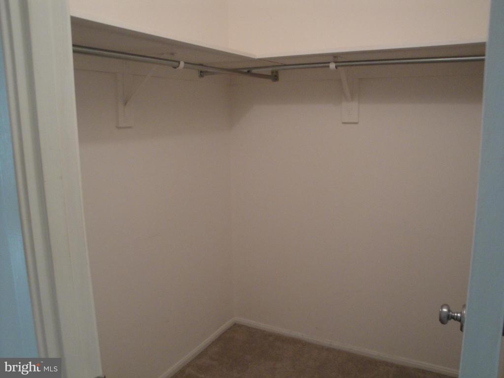 Master Bedroom's Walk In Closet - 8370 GREENSBORO DR #510, MCLEAN