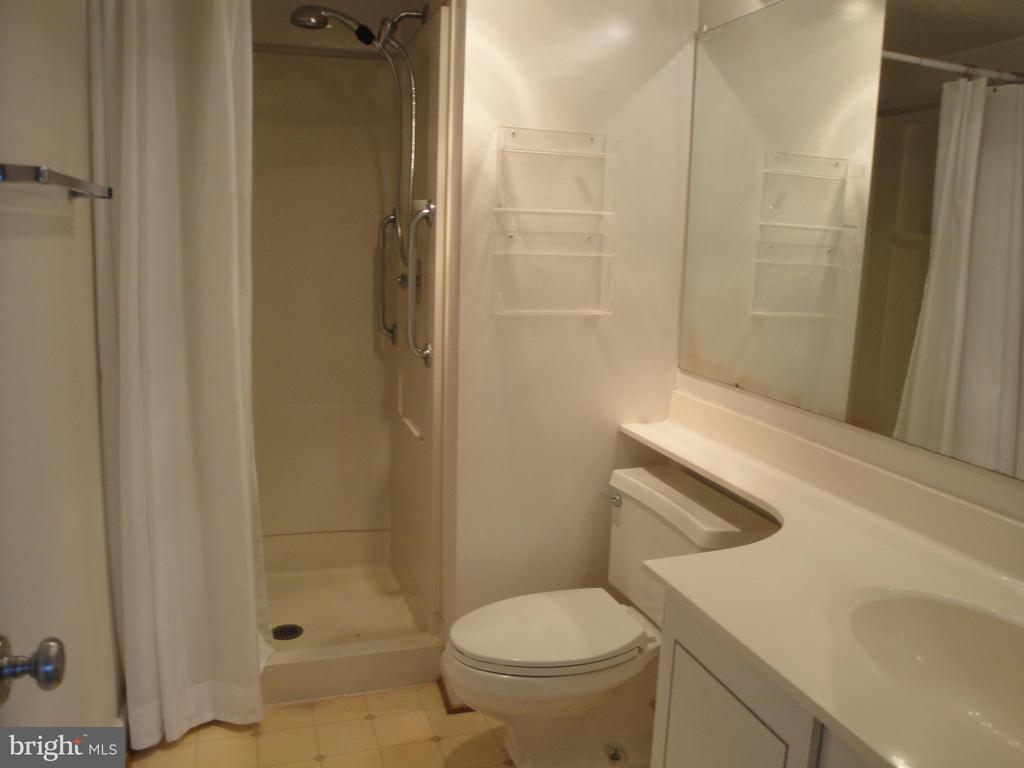 2nd Full Bathroom w/Walk in Shower - 8370 GREENSBORO DR #510, MCLEAN