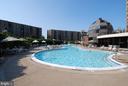 Outdoor Pool - 8370 GREENSBORO DR #510, MCLEAN