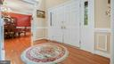 Spacious foyer to greeting you to your new home - 42531 LONGACRE DR, CHANTILLY