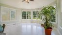 A amazing sunroom waiting for you to enjoy - 42531 LONGACRE DR, CHANTILLY