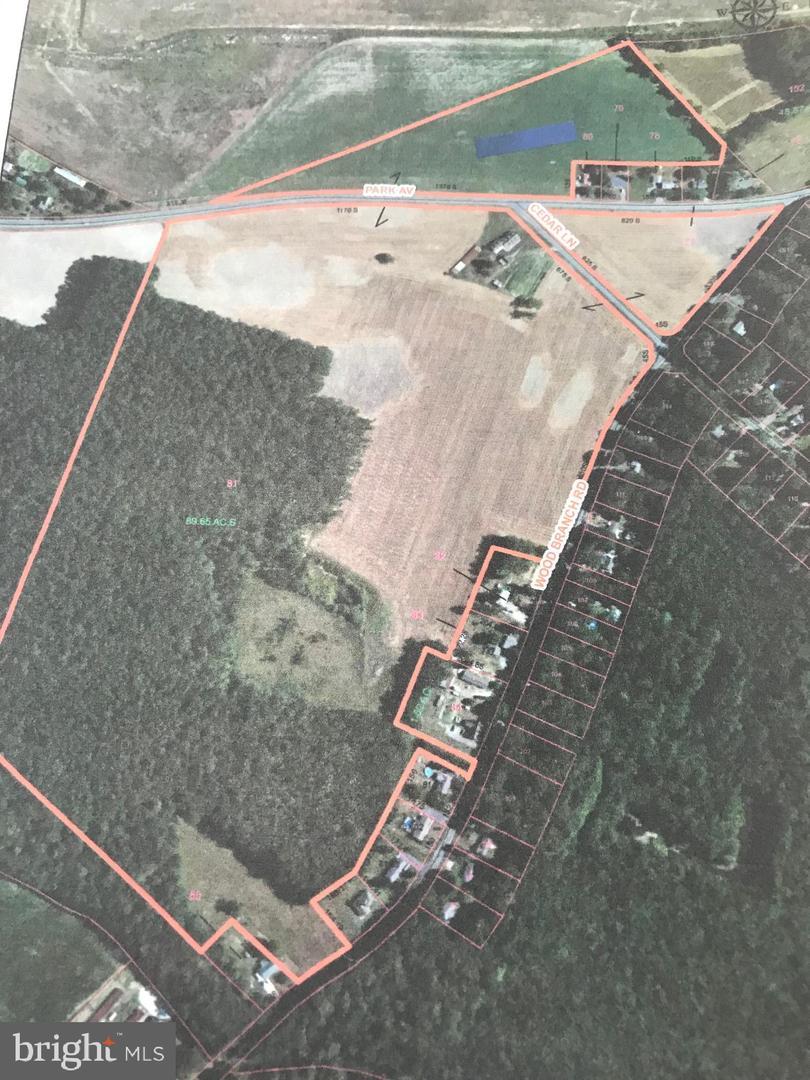 土地 のために 売買 アット Georgetown, デラウェア 19947 アメリカ