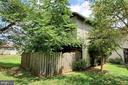 Fenced Yard - 60 STATE CT #109, GAITHERSBURG