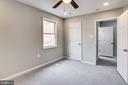 3rd bedroom upstairs with a sitting room - 277 NEWCOMB ST SE, WASHINGTON