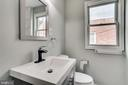 Full bathroom upstairs - 277 NEWCOMB ST SE, WASHINGTON