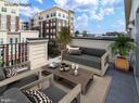 Rooftop Terrace - 3420 11TH ST S, ARLINGTON