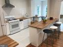 complete new kitchen and appliances, tiled - 1759 HOBART ST NW, WASHINGTON